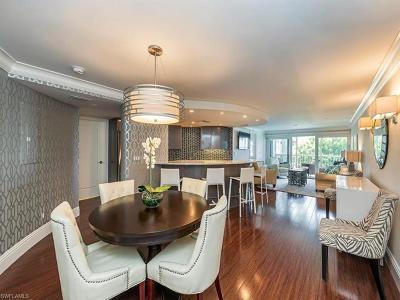Condo/Townhouse For Sale: 3443 N Gulf Shore Blvd #204