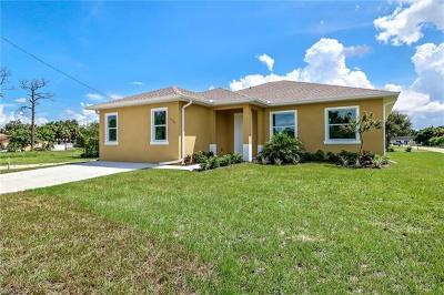 Bonita Springs Single Family Home For Sale: 11330 Dean St