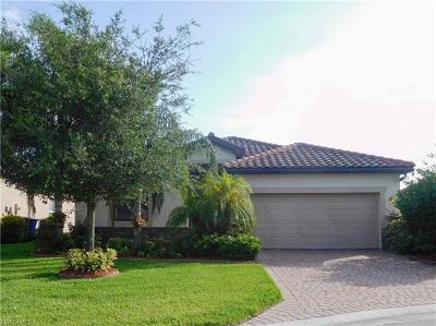 Fort Myers Single Family Home For Sale: 9377 Via Murano Ct