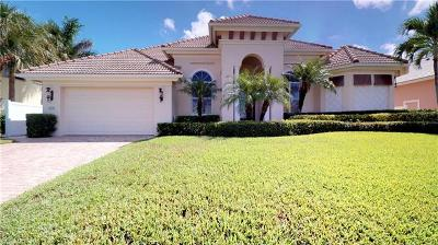 Marco Island Single Family Home For Sale: 1134 Whiteheart Ct
