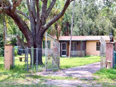 Naples Single Family Home For Sale: 1941 Della Dr