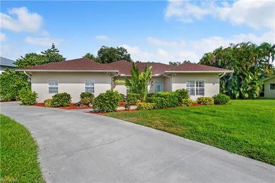 Bonita Springs Single Family Home For Sale: 10291 River Dr