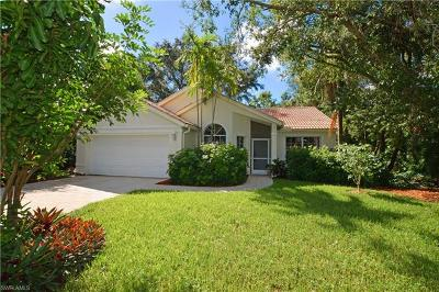 Fort Myers Single Family Home For Sale: 12600 Eagle Pointe Cir