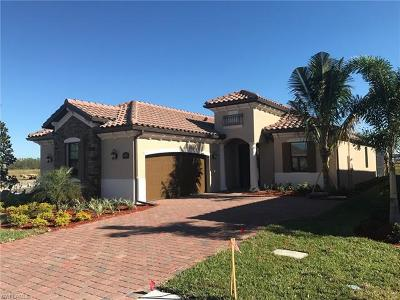 Fort Myers Single Family Home For Sale: 10524 Pistoia Dr