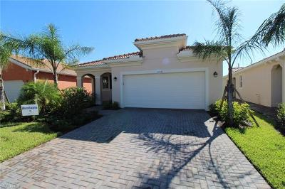 Fort Myers Single Family Home For Sale: 10414 Prato Dr