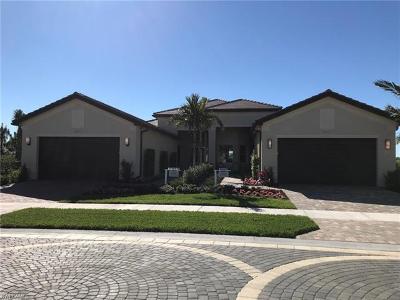 Bonita Springs Single Family Home For Sale: 16328 Molise Pl