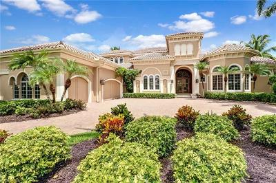 Estero Single Family Home For Sale: 10032 Magnolia Bend Bend