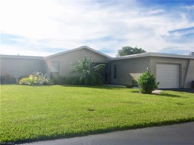 Naples Single Family Home For Sale: 3351 Boca Ciega Dr #D-10