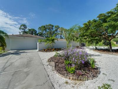 Bonita Springs Single Family Home For Sale: 4041 Mariner Ln