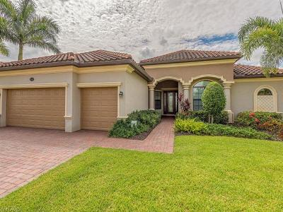 Naples Single Family Home For Sale: 10102 Biscayne Bay Ln