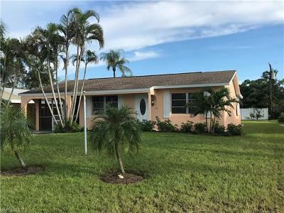 Bonita Springs Single Family Home For Sale: 87 8th St