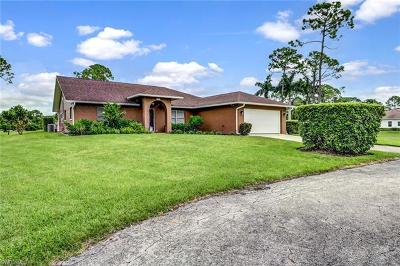 Naples Single Family Home For Sale: 6291 Star Grass Ln