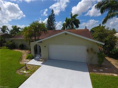 Cape Coral Single Family Home For Sale: 334 SE 33rd St