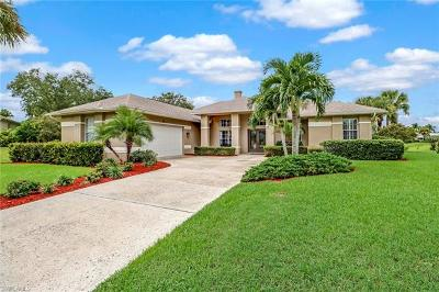 Estero Single Family Home For Sale: 20810 Groveline Ct