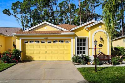 Estero Single Family Home For Sale: 10728 Blue Bimini Cir