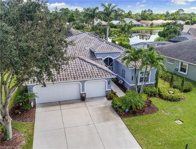 Bonita Springs Single Family Home For Sale: 25801 Pebblecreek Dr