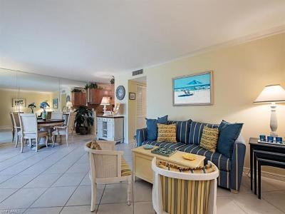 Condo/Townhouse For Sale: 2100 N Gulf Shore Blvd #117