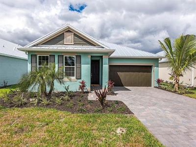 Naples Single Family Home For Sale: 14564 Topsail Dr