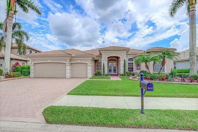 Estero Single Family Home For Sale: 8443 Sedonia Cir