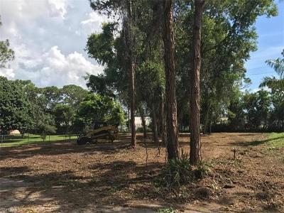 Bonita Springs Residential Lots & Land For Sale: 9047 Somerset Ln