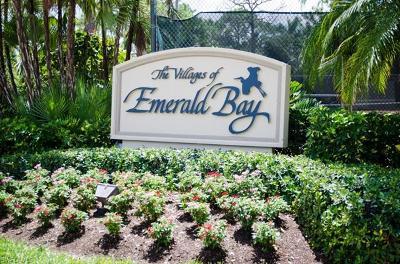 Naples Condo/Townhouse For Sale: 347 Emerald Bay Cir #S3