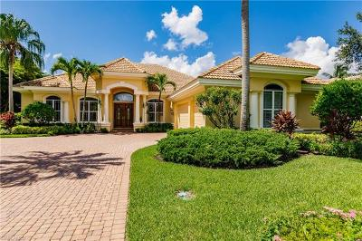 Estero Single Family Home For Sale: 9481 Chartwell Breeze Dr