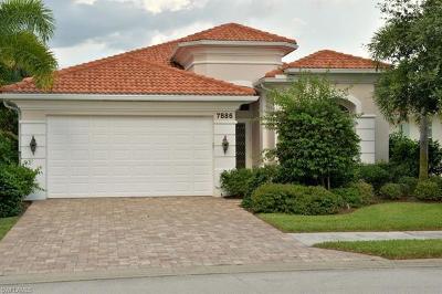 Naples Single Family Home For Sale: 7886 Martino Cir