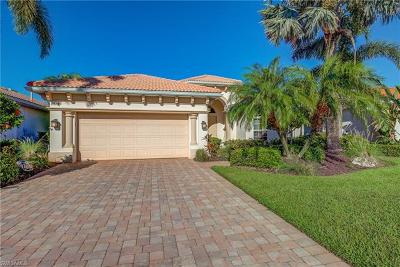 Estero Single Family Home For Sale: 8814 Largo Mar Dr