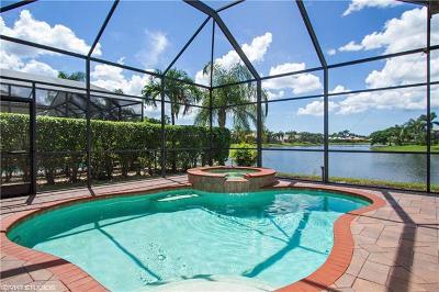 Naples Single Family Home For Sale: 10691 E Longshore Way