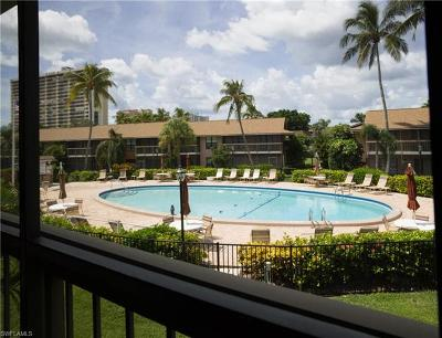 Mariner Apts Marco Island Condo/Townhouse For Sale: 780 San Marco Rd #4-203