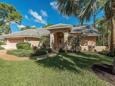 Bonita Springs Single Family Home For Sale: 3510 Tasselflower Ct