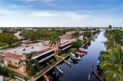 Naples Condo/Townhouse For Sale: 1531 Chesapeake Ave #A-3