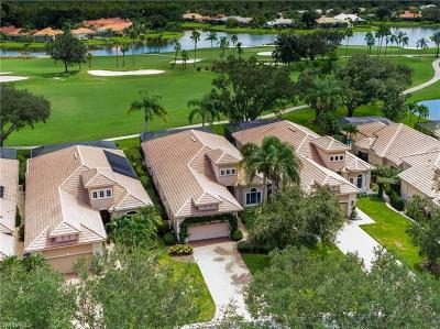 Naples Single Family Home For Sale: 868 Villa Florenza Dr