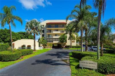 Marco Island Condo/Townhouse For Sale: 1041 S Collier Blvd #402