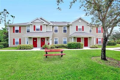 Naples Condo/Townhouse For Sale: 14900 Pleasant Bay Ln #7204