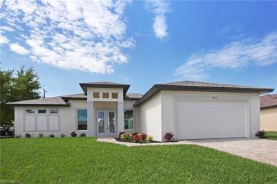 Golden Gate Estates Single Family Home For Sale: 3282 NE 29th Ave