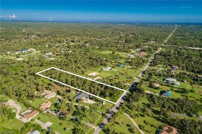 Naples Residential Lots & Land For Sale: 1109 SW 15th St