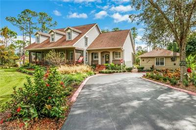 Naples Single Family Home For Sale: 5920 English Oaks Ln