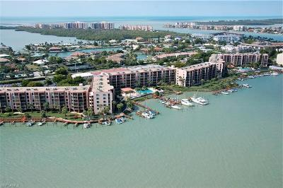 Marco Island Condo/Townhouse For Sale: 1085 Bald Eagle Dr #E502