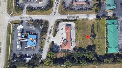 Estero Residential Lots & Land For Sale: 8810 Commons Way