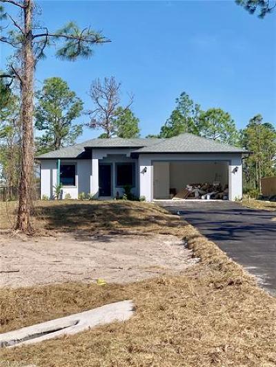 Naples Single Family Home For Sale: 3675 NE 41st Ave