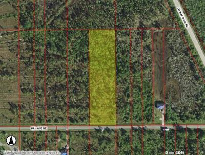 Naples Residential Lots & Land For Sale: 4481 NE 68th Ave