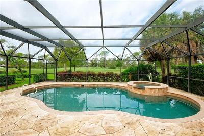 Naples Single Family Home For Sale: 254 E Edgemere Way