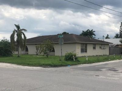 Naples Multi Family Home For Sale: 4089 SW 23rd Ave