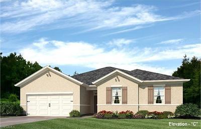 Golden Gate Estates Single Family Home For Sale: 3297 NE 52nd Ave