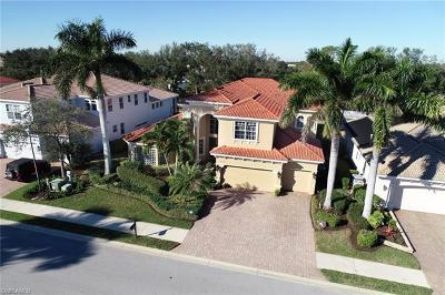 Estero Single Family Home For Sale: 19428 La Serena Dr