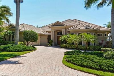 Naples Single Family Home For Sale: 2912 Gardens Blvd