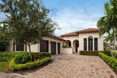Naples Single Family Home For Sale: 2231 Residence Cir