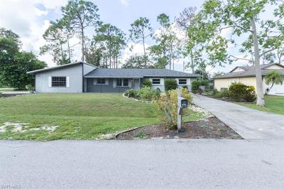 Fort Myers Single Family Home For Sale: 19048 S Ocala Rd