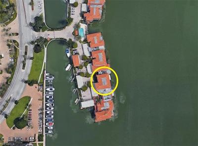 Naples Condo/Townhouse For Sale: 4000 N Gulf Shore Blvd #300